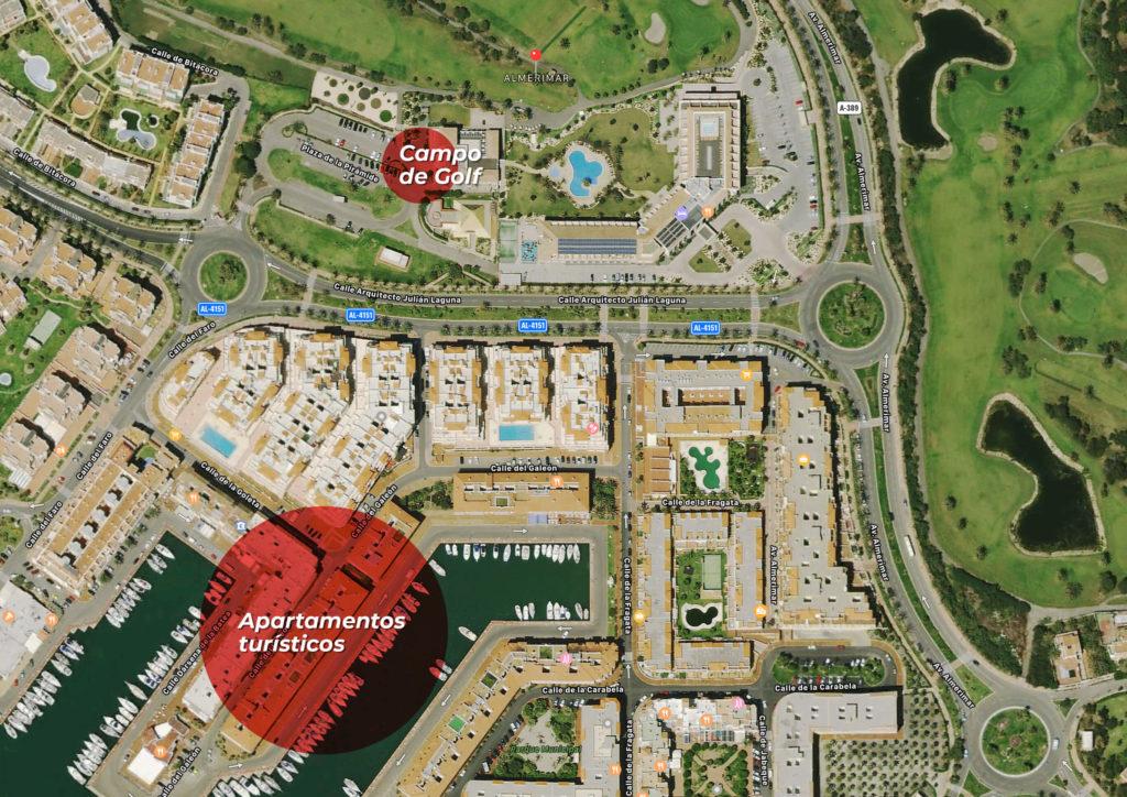 mapa-campo-de-golf-almerimar